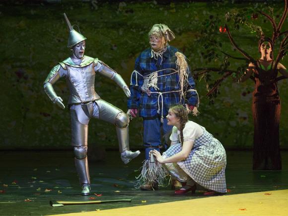 Der Zauberer von Oz...