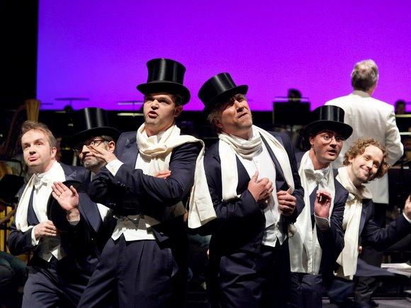 Der Operettenolymp
