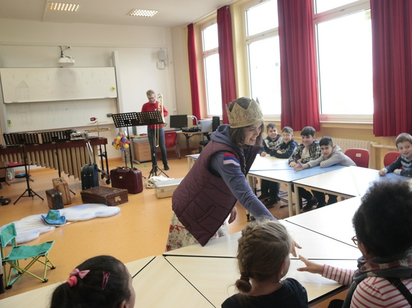 Oper aus dem Koffer: Babbel