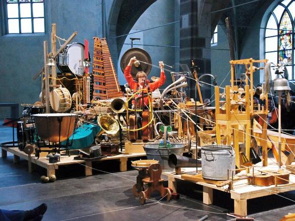 Zwei-Mann-Orchester