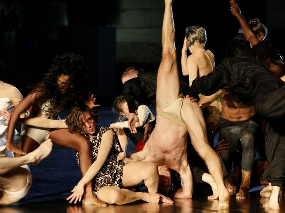 Tanzplattform in Deutschland 2018